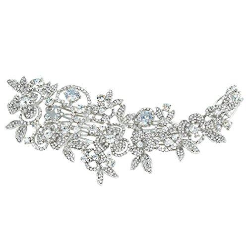 EVER FAITH Women's Austrian Crystal Zircon Bridal
