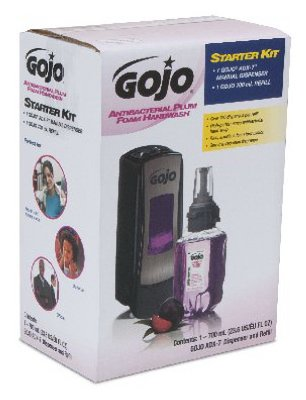 go-jo institutional 8712-d1 Gojo, 700 ml, Antibacterial Plum