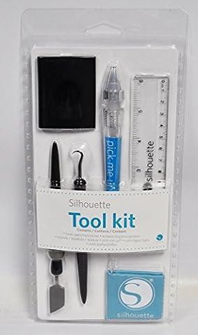 Silhouette 6 Piece Tool Kit - Pickup Tool Kit
