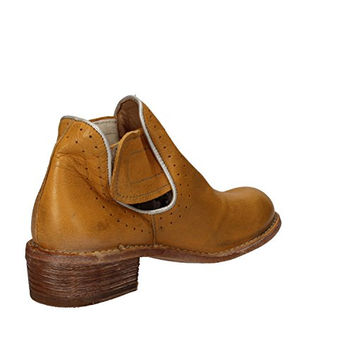 ue Pelle eu 4 Moma Donne Women's Da 37 Uk Boots Ankle Uk Leather 4 37 Stivaletti Moma Gialla Yellow 7qfwxYTqZ