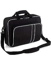 Väska PS5, Marvelights PlayStation 5-fodral Väska Lätt reseförvaring Skyddande axelväska för konsol till PlayStation 5 Pro / Xbox One X