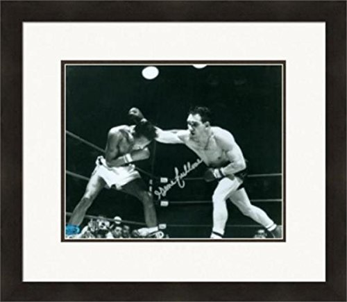 Autograph 223893 Boxing Cf Image No. 3 Matted & Framed Ge...