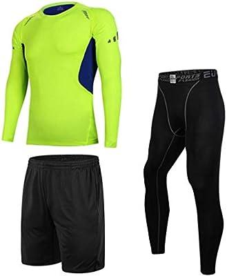Conjunto de traje deportivo para hombre, running, chándal, chándal ...