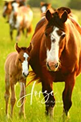 Pocket Planner July 2019- June 2020 Horse School Student Daily Planner                       (Small Mini Calendar To Fit Purse & Pocket; Ultra Portable Slim Academic Monthly & Weekly Goals Journal Organizer With Motiva...