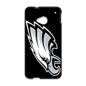 philadelphia eagles Phone Case for HTC One M7 by icecream design