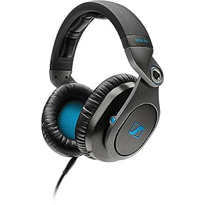 Sennheiser HD8 DJ Closed-Back Headphones with Protective Case