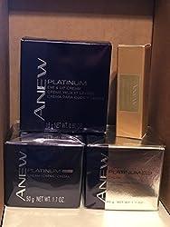 Avon Anew Platinum Regimen 4pc Set!