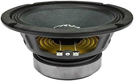 Single PRV Audio 8MR400A 8 200 Watts RMS Mid Range 8 Ohms Pro Audio Speaker
