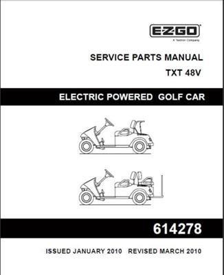 Ez Go Manual - 4