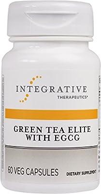 Integrative Therapeutics Green Tea Elite with EGGG, 60-Count