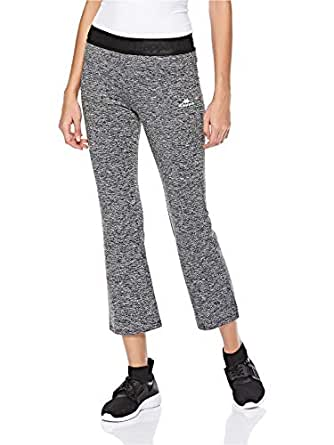 Kappa High Waist Fashion Jogger for Women - Grey