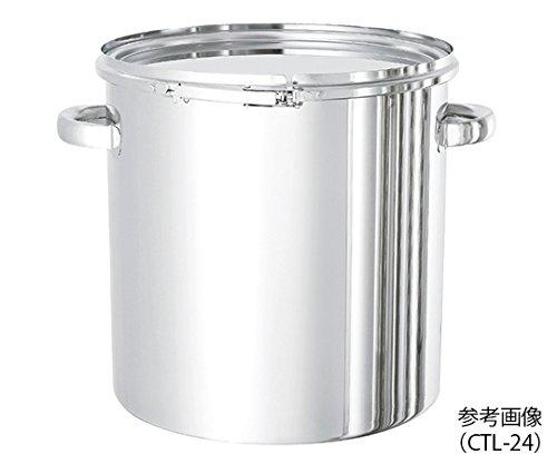日東金属工業2-8183-04耐食性に優れた密閉式タンクバンドタイプ65L B07BD2QD3C