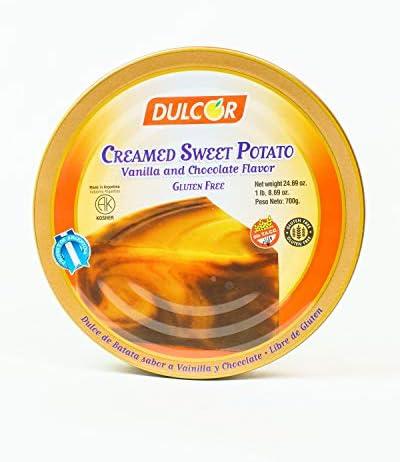 Dulcor- Dulce de Batata Sabor Vainilla y