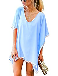Women's Swimwear Cover Ups and Wraps | Amazon.com
