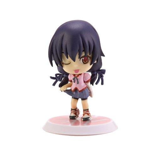 NisiOisiN Anime Project Bakemonogatari Suruga Kanbaru Chibi PVC Figure (Chibi Figures Anime compare prices)