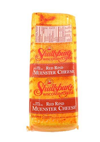Shullsburg Creamery - Muenster Cheese - 6 Pound Loaf by Shullsburg Creamery (Image #1)