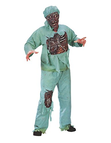 Zombie Doctor Plus Size Adult Costume - Plus -