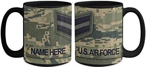 : U.S. Air Force (USAF) Airman First Class (A1C