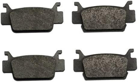 Volar Front Brake Pads for 2009-2014 Honda Foreman Rubicon 500 TRX500 FGA 4x4 GPScape