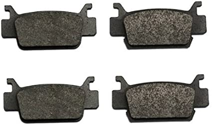 2008 2009 Honda TRX 500 FPE Foreman 4X4 ES EPS Front Brake Pads And Rear Shoes