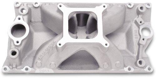 Edelbrock 2913 Super Victor Vortec Aluminum Intake (Edelbrock Super Victor Intake Manifolds)
