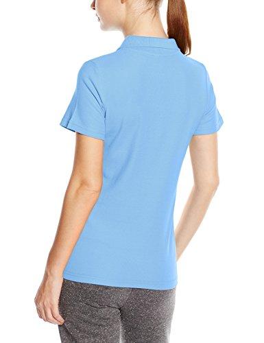 Stedman Apparel ST3100 - Camiseta polo para mujer Blanco
