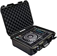 Gator Cases Titan Series Funda impermeable para Pioneer CDJ-2000 estilo DJ Decks (GU-CD2000-WP)