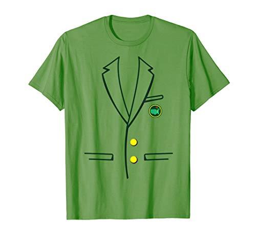 The Green Jacket Master Golf T-Shirt