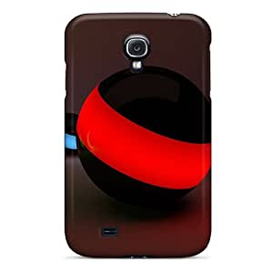 Cute Tpu JoyRoom Balls Lights Case Cover For Galaxy S4