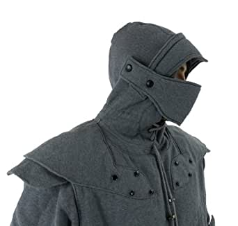 The Official Knight Hoodie (S, Storm Grey)