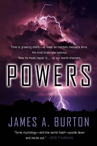 book cover of Powers