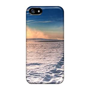 LLU12142WlXk Cases Covers Sunrise In Icel Iphone 5/5s Protective Cases