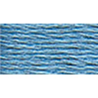 DMC 117-334 Mouline Stranded Cotton Six Strand Embroidery Floss Thread, Medium Baby Blue, 8.7-Yard
