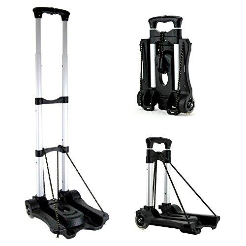 Luggage Carts Folding,Portable Lightweight Luggage Compac...