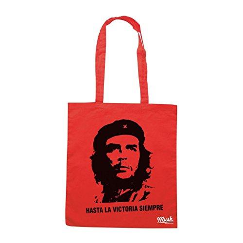 Borsa Hasta La Victoria Siempre Che Guevara - Rossa - Politic by Mush Dress Your Style Cuánto Cuesta Comprar En Línea Auténtica xAls2OqH