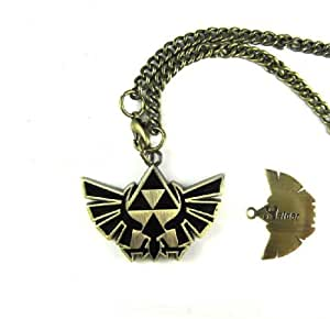 Zelda Style Necklace Accessories with Blister Package