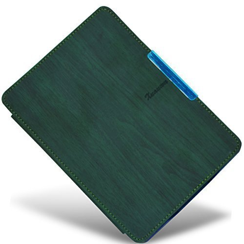 Cover Case for New Amazon Kindle Paperwhite Magnetic Leather