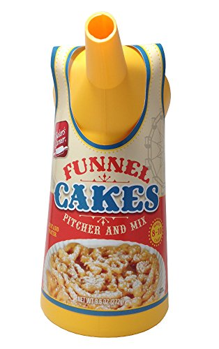 Baker S Corner Funnel Cake Mix Kit With Pitcher Buy