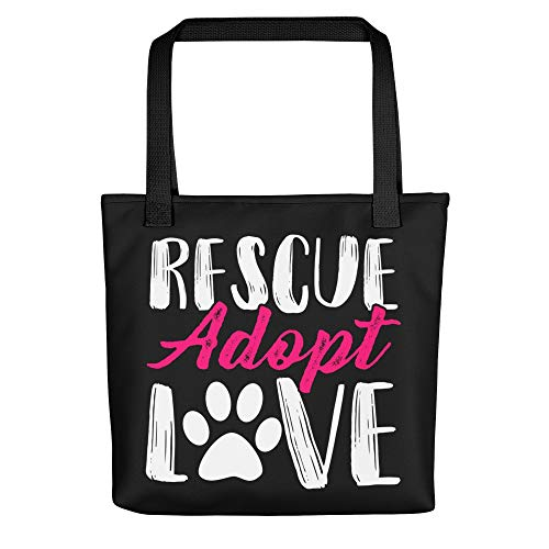 Bags Rescue Adopt Love Animal Lover ()