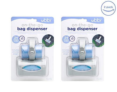 Ubbi Dispenser Gifts Lavender Scented