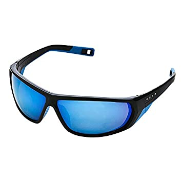 f8f983d9618 WED ZE Orao Skiing 700 Adult Ski Sunglasses Category 4 - Black and Blue   Amazon.co.uk  Sports   Outdoors
