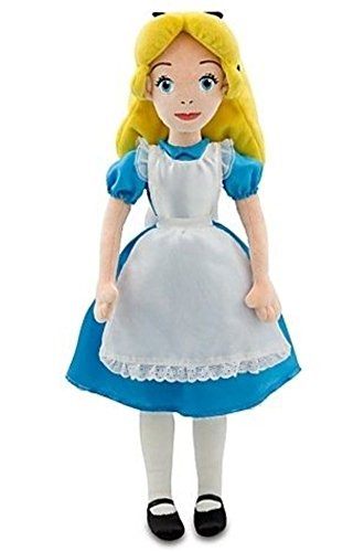 Disney Alice in Wonderland Plush Doll - 20in Alice Stuffed animal