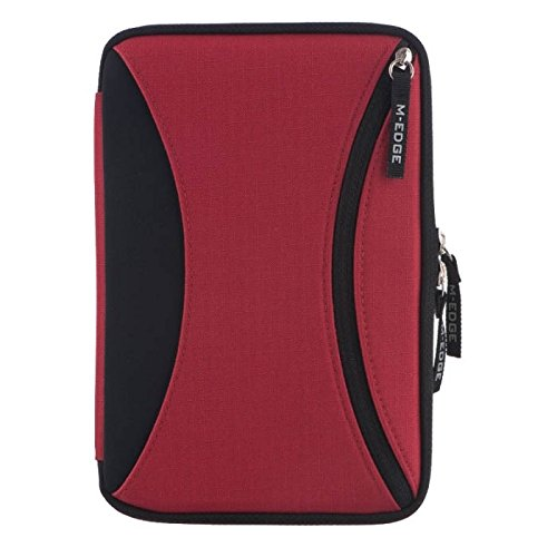 Latitude Jacket AK3-Z1-C-R Carrying Case for Digital Text Reader - Red