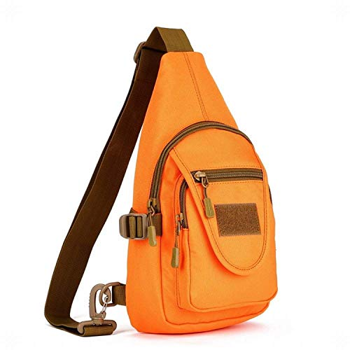 múltiples a camuflaje de de moda 550 agua diagonal funciones color Unisex de de Kai bolsa ml acomodar de aire deportes libre de de al Naranja casual prueba bolsa puede botella la bolsa de Hung 7 hombro qOw614an