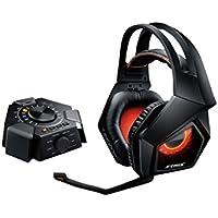 ASUS Strix Gerçek 7.1 Oyuncu Kulaklığı - Gürültü Engelleyici, USB Ses İstasyonu