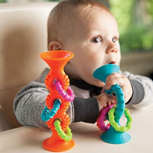 Fat Brain Toys pipSquigz Loops Orange