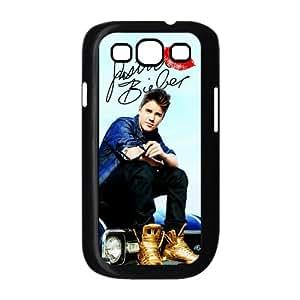 Justin Bieber Custom Desgin Phone Cover Plastic Protective Skin Case For Samsung Galaxy S3 s3-440