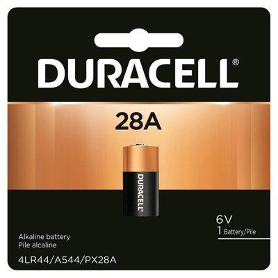Duracell PX28AB Alkaline Medical Battery 6V A544 4LR44 PX28A 0L-RLT5-RBL7