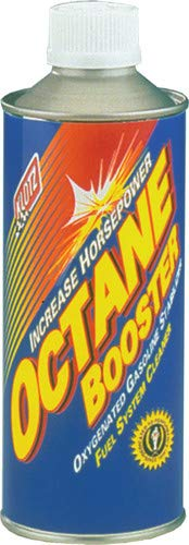 KLOTZ 16oz Octane Booster and Gas Stabilizer Recommended for Gasoline or Ethanol Enriched Fuels by Klotz