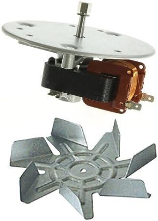 First4spares ventilador y Motor para hornos de convección/cañón ...